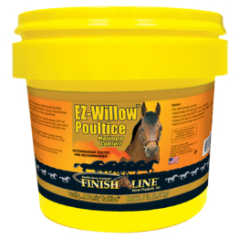 Finish Line EZ Willow Poultice, 2,27 kg