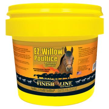 Finish Line EZ Willow Poultice, 2,27 kg