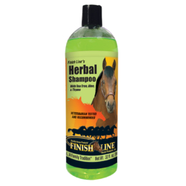 Finish Line Howe Clean (Kräuter) Shampoo, 946 ml