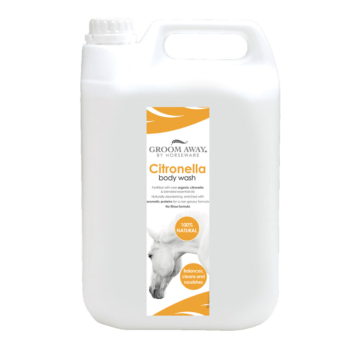 Groomaway Citronella Body Wash 5 Liter