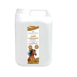 Groomaway Just 4 Coloured Shampoo 2,5 Liter