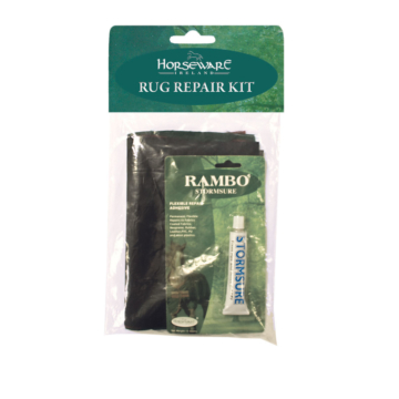 Horseware Rambo Decken Reparatur Kit