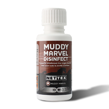 Nettex Muddy Marvel Desinfektion, 100ml