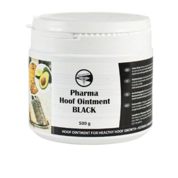 Pharma Hufsalbe schwarz, 500g