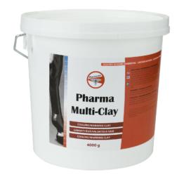 Pharma Multi-Tonerde, 4x4kg