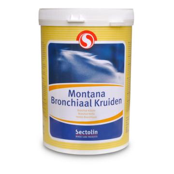 Sectolin Montana Bronchial Herbs