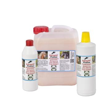 Stassek Equigold Premium Pferdeshampoo, 2 Liter