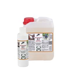Stassek Quickstar 2.1 Premium-Waschmittel für Pferdedecken, 2 Liter