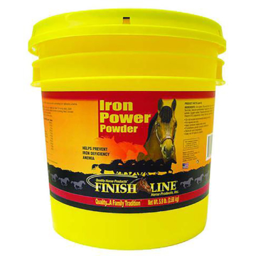 Finish Line Iron Power Powder - 2,6 kg