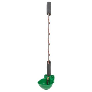 Kerbl Heizbares Kunststoff-Tränkebecken mit Rohrventil HP20