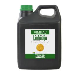 Trikem Vimital Leinsamen-Öl, 2500 ml