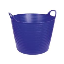 Flexibler Eimer 42L blau