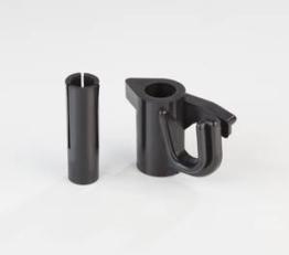 Isolatoren für 10 mm Fiberglaspfahl, 25 Stück
