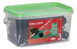 Seilisolator Easy Cord, inklusive Einschrauber, 70 Stück in einer Box