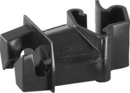 Standard Isolator für T-Pfosten, 25 Stück - Weidezaun Zubehör Patura