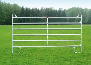 Zaunelemente Panel - ideal zum Bau von mobilen Boxenanlagen und Zäunen Patura