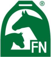 Deutsche Reiterliche Vereinigung e.V. (FN) Logo