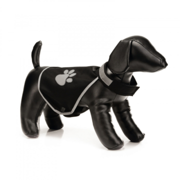Safety Gear reflektierende Sicherheits Jacke für Hunde