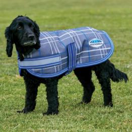 Weatherbeeta Parka 1200D Hundemantel, gemustert