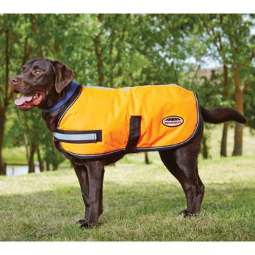 Weatherbeeta Reflective Parka 300D für Hunde