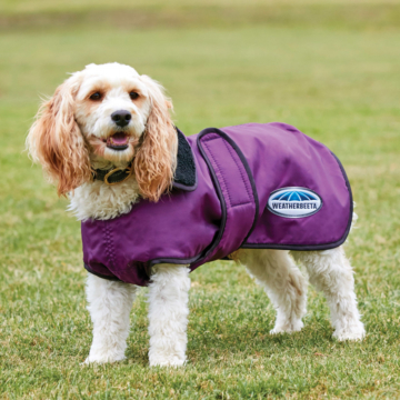 Weatherbeeta Windbrecher 420D Deluxe Hundemantel