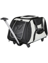 Transportbox »Trolley«, B/T/H: 34/67/43 cm, bis zu 21 kg
