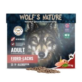 Wolf´s Nature ® Fjord-Lachs - kleine Krokette